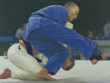 gutes ju jutsu training